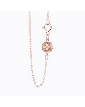 14K Rose Gold Chain